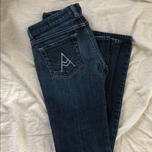 7 for all mankind A pocket Denim